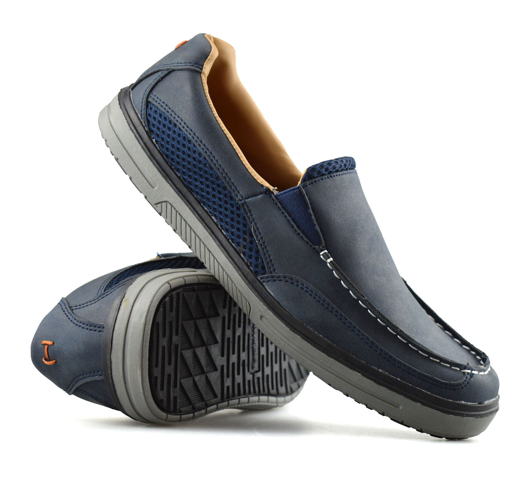 Mens-Casual-Memory-Foam-Slip-On-Walking-Loafers-Moccasin-Driving-Boat-Shoes-Size thumbnail 28