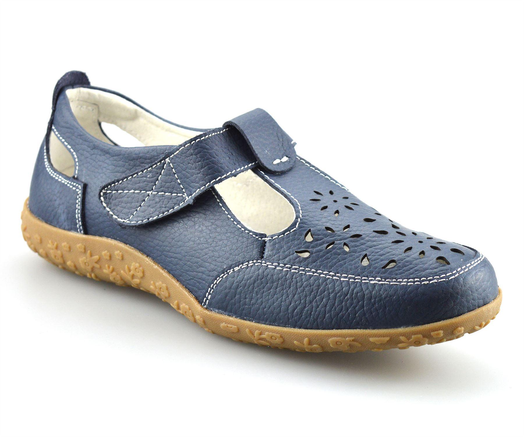 Damart Ladies Flat Shoes