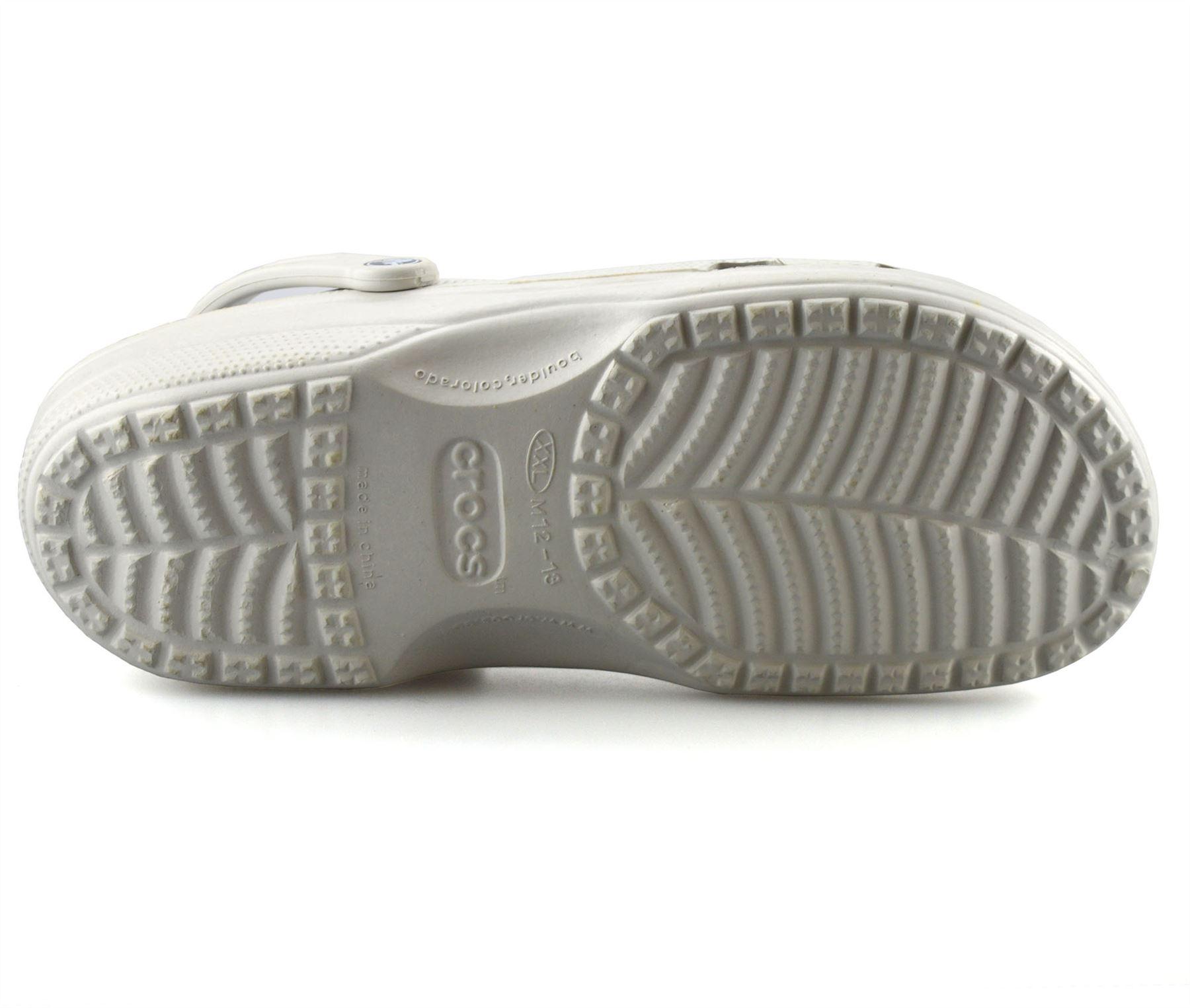 Para-Hombre-Verano-Playa-Mulas-Zuecos-Crocs-Caminar-Deportes-Senderismo-Sandalias-Zapatos-Talla
