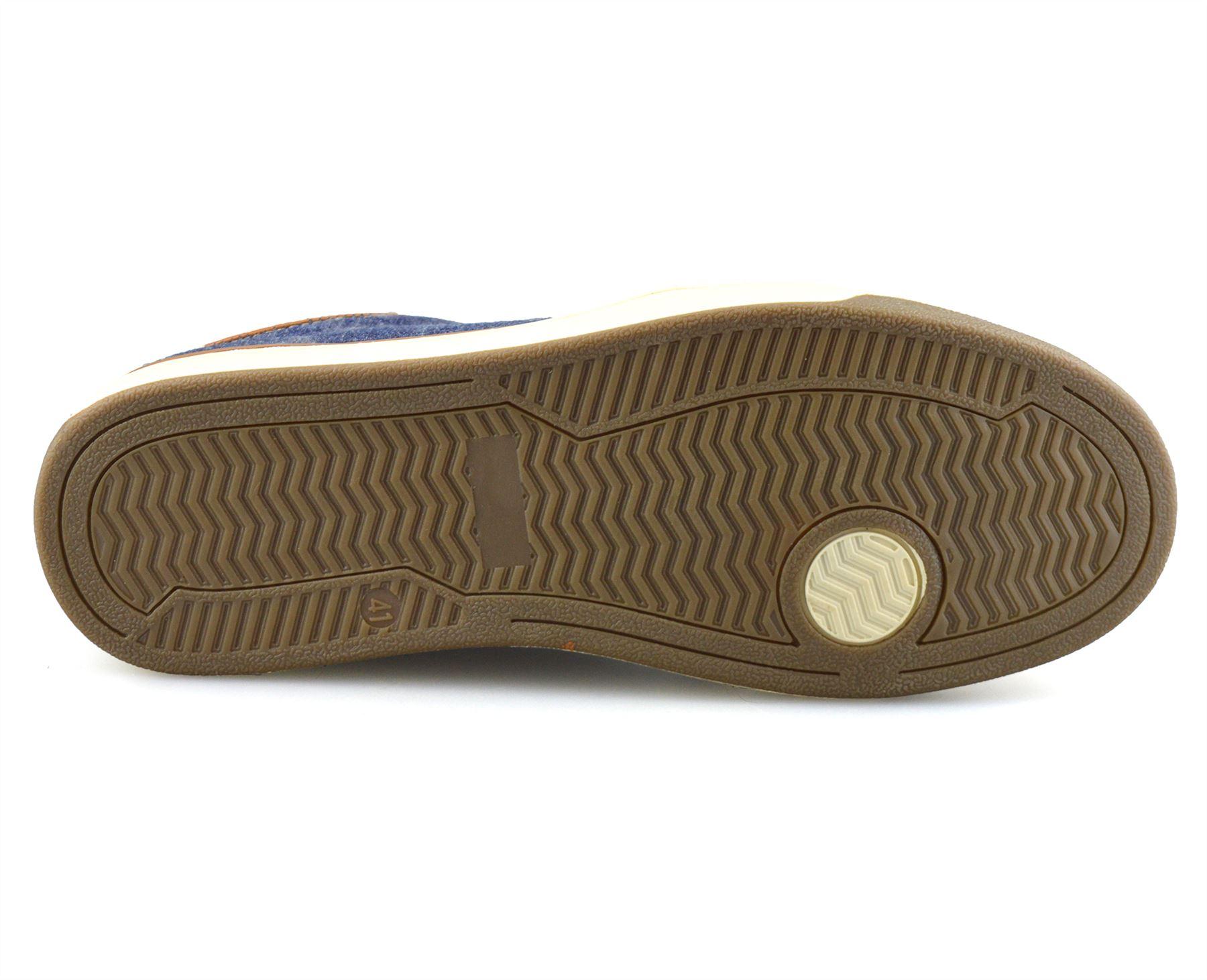 Homme-Nouveau-Casual-Smart-bateau-pont-Mocassin-Walking-Driving-Work-Lace-Up-Chaussures-Taille miniature 21