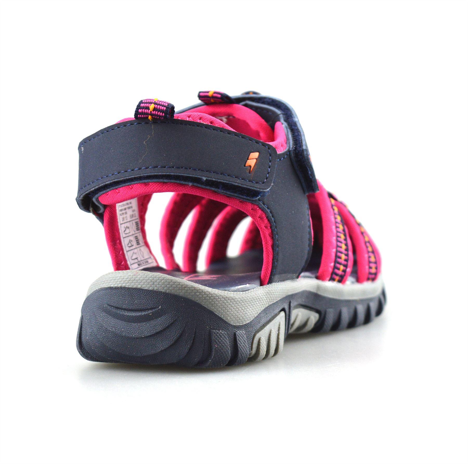 Boys-Girls-Kids-Trespass-Summer-Beach-Casual-Walking-Sports-Sandals-Shoes-Size thumbnail 30