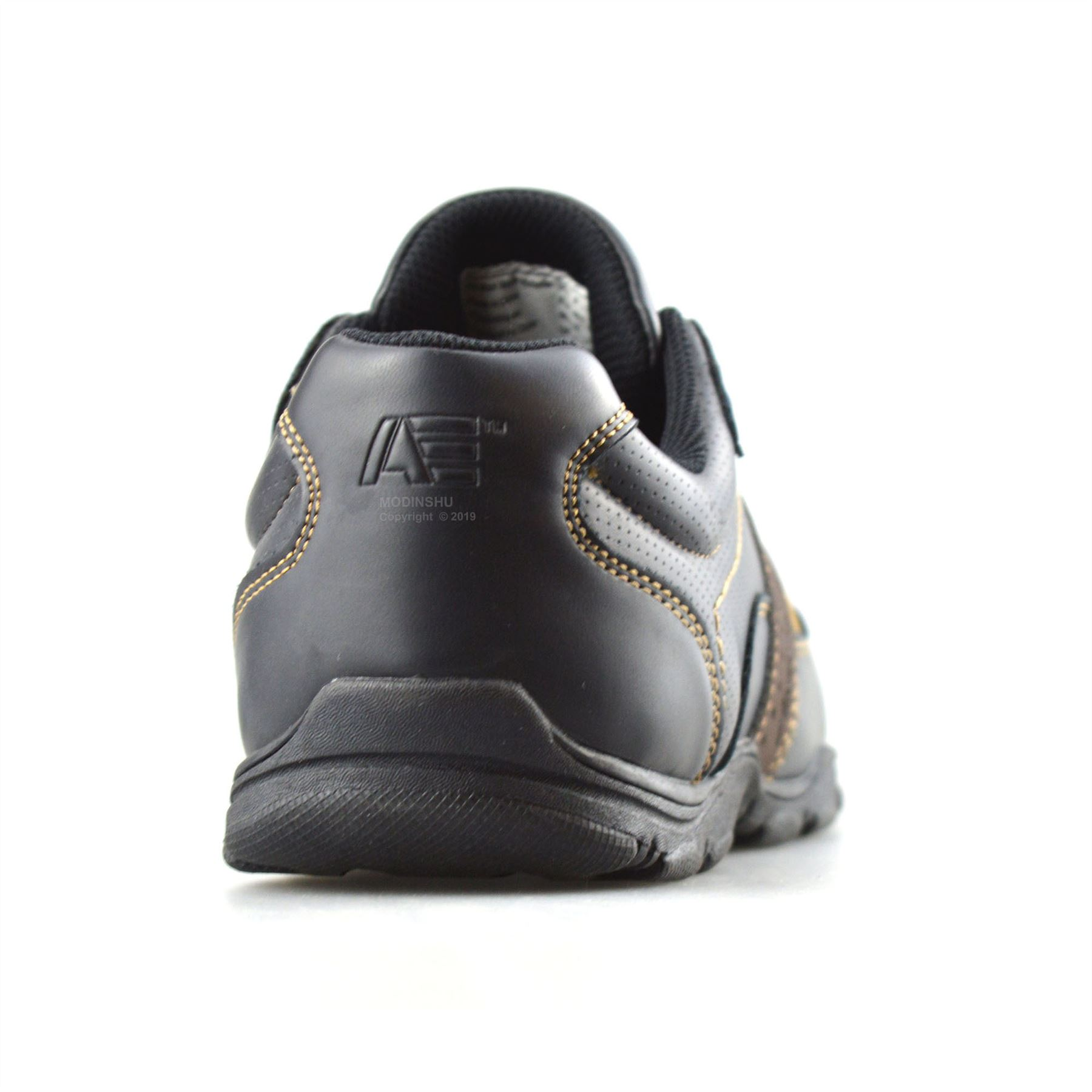 Mens-Casual-Memory-Foam-Walking-Hiking-Moccasin-Driving-Boat-Trainers-Shoes-Size thumbnail 11