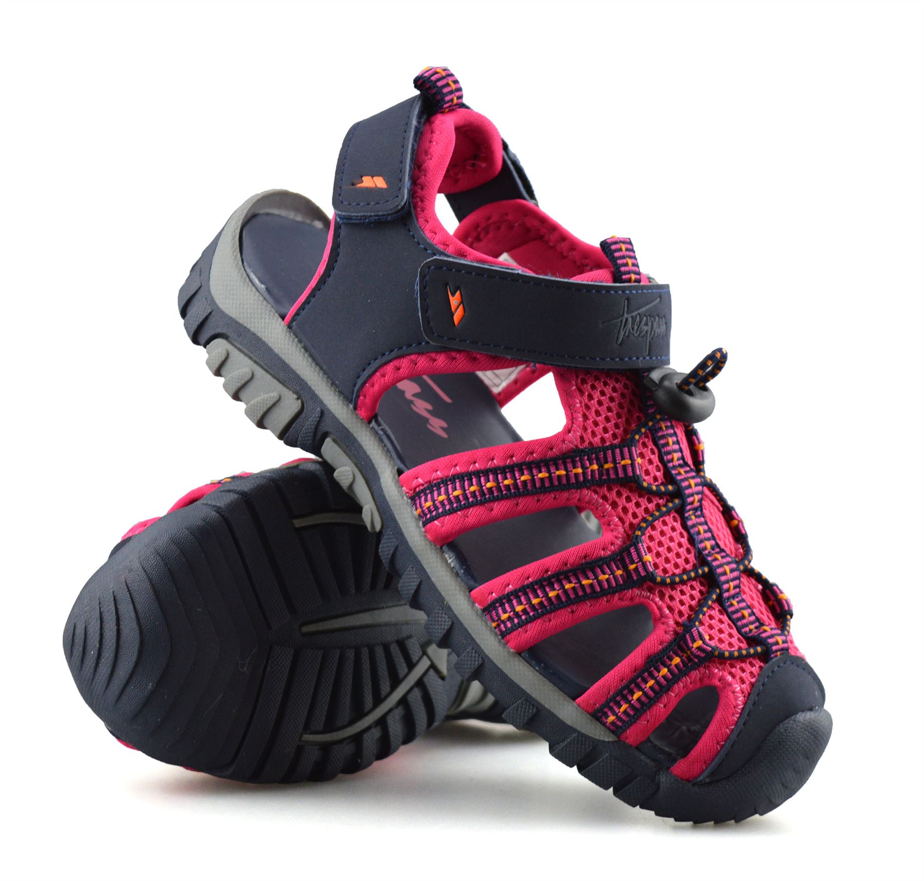 Boys-Girls-Kids-Trespass-Summer-Beach-Casual-Walking-Sports-Sandals-Shoes-Size thumbnail 33