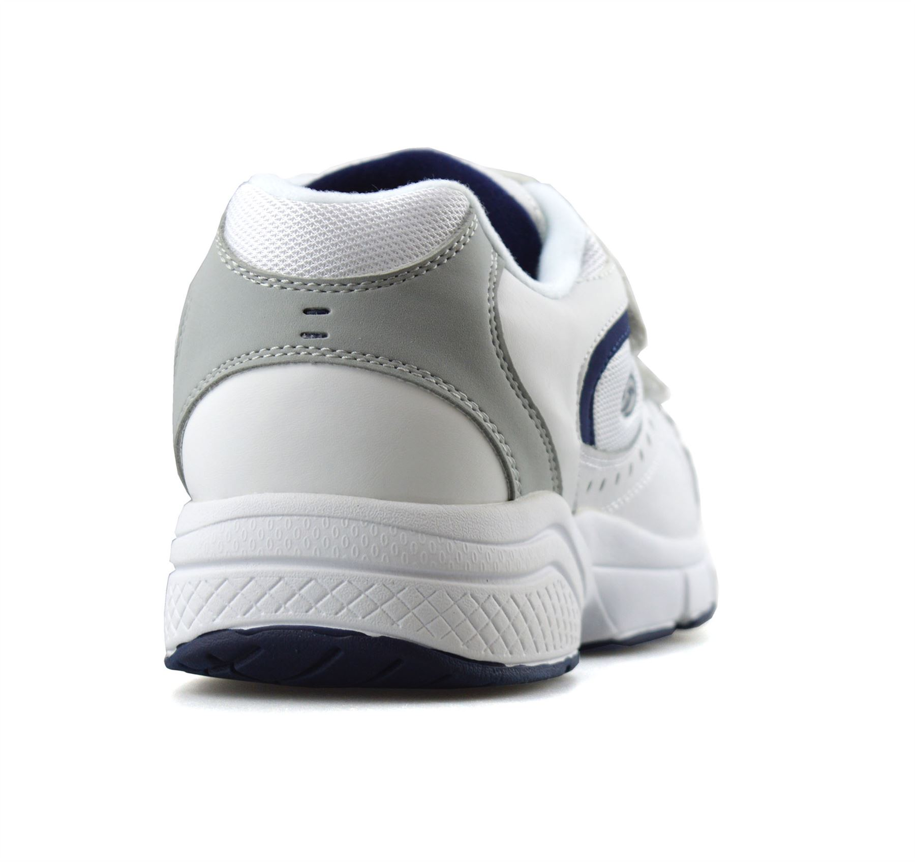 Mens-Dr-Scholls-Wide-Fit-Leather-Casual-Walking-Gym-Comfort-Trainers-Shoes-Size thumbnail 11