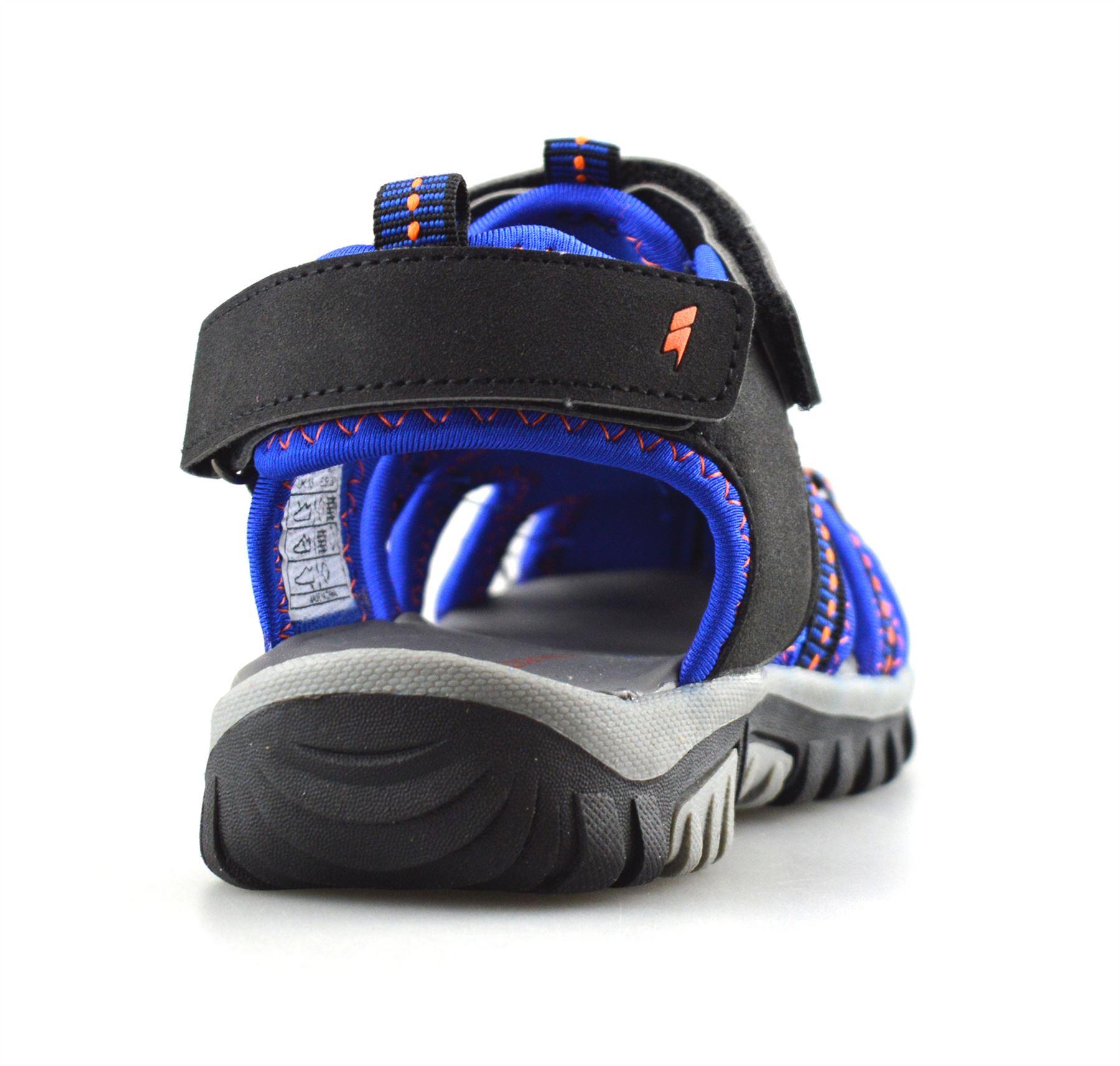 Boys-Girls-Kids-Trespass-Summer-Beach-Casual-Walking-Sports-Sandals-Shoes-Size thumbnail 12