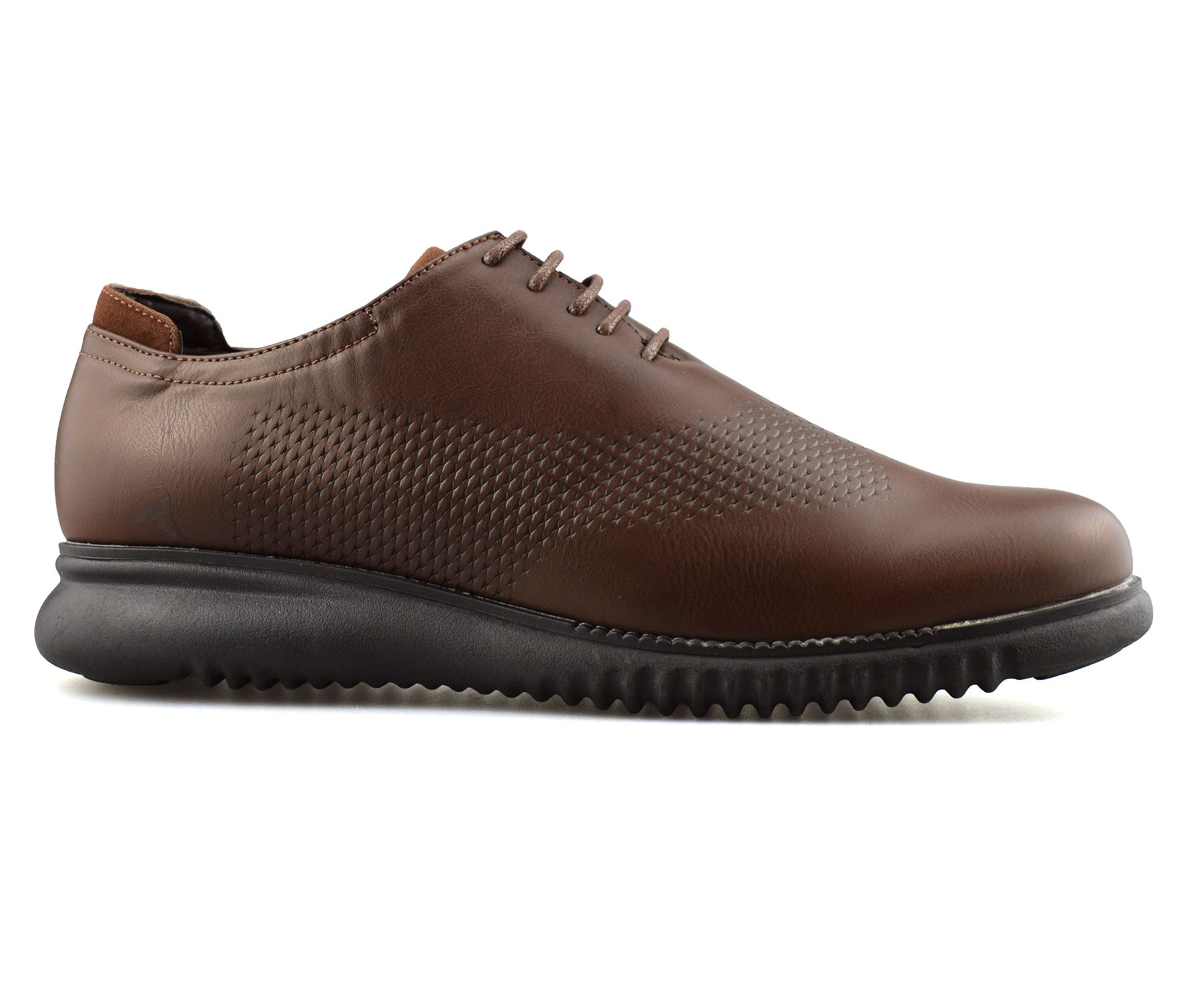 Mens-Casual-Smart-Lace-Up-Oxford-Brogue-Walking-Work-Office-Trainers-Shoes-Size thumbnail 20