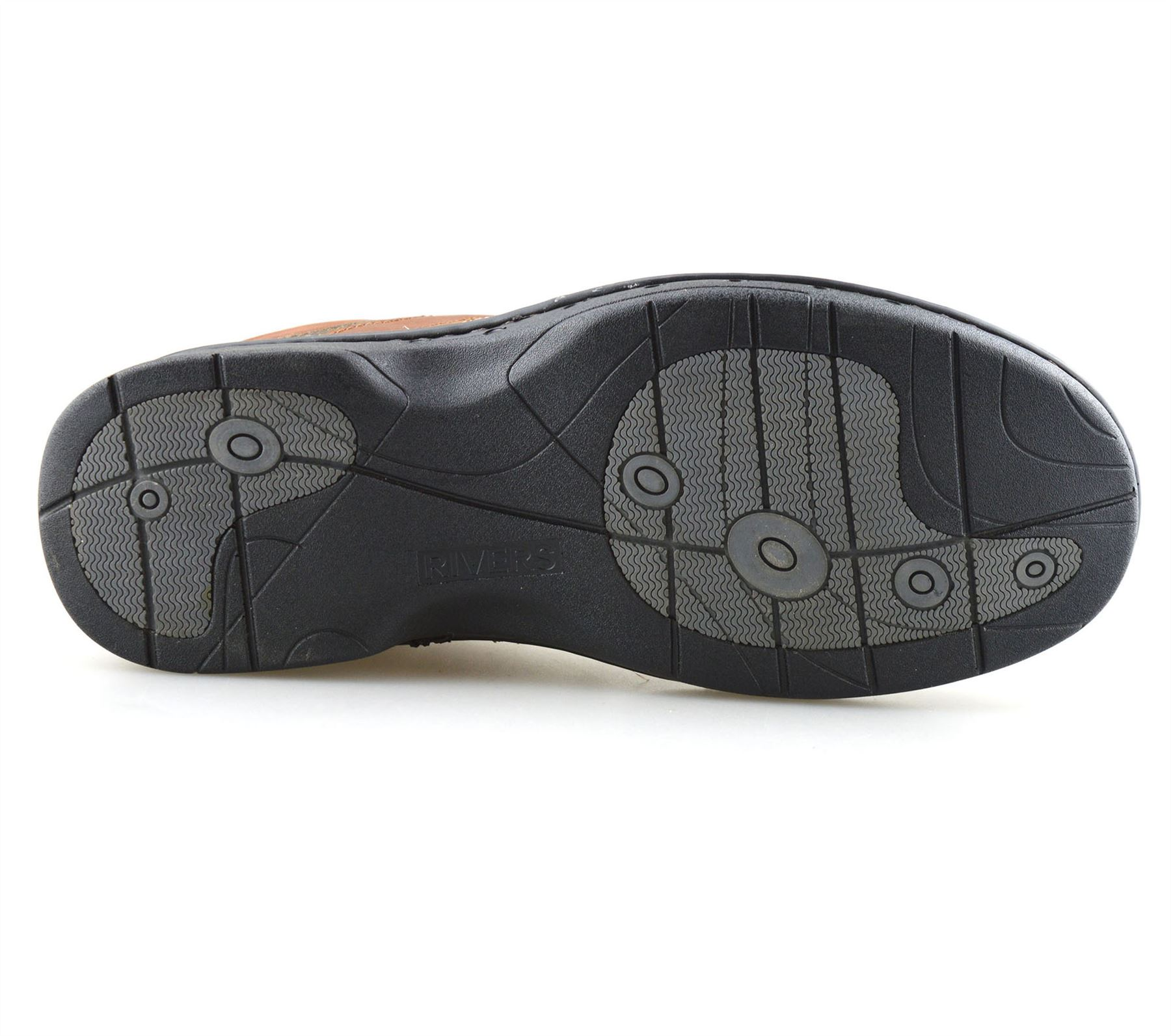Mens-Leather-Casual-Smart-Lace-Up-Walking-Work-Moccasin-Driving-Boat-Shoes-Size thumbnail 11