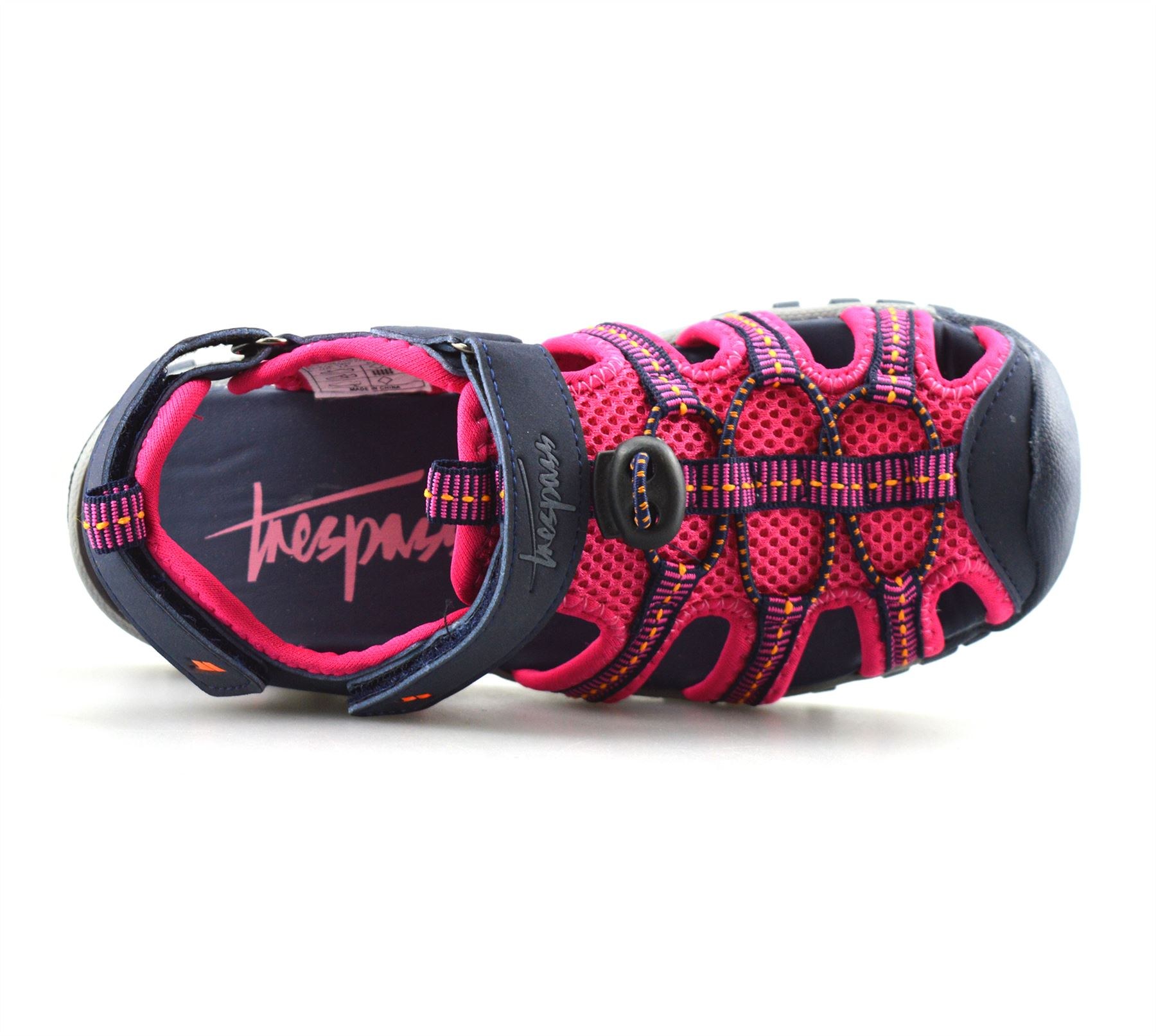 Boys-Girls-Kids-Trespass-Summer-Beach-Casual-Walking-Sports-Sandals-Shoes-Size thumbnail 31