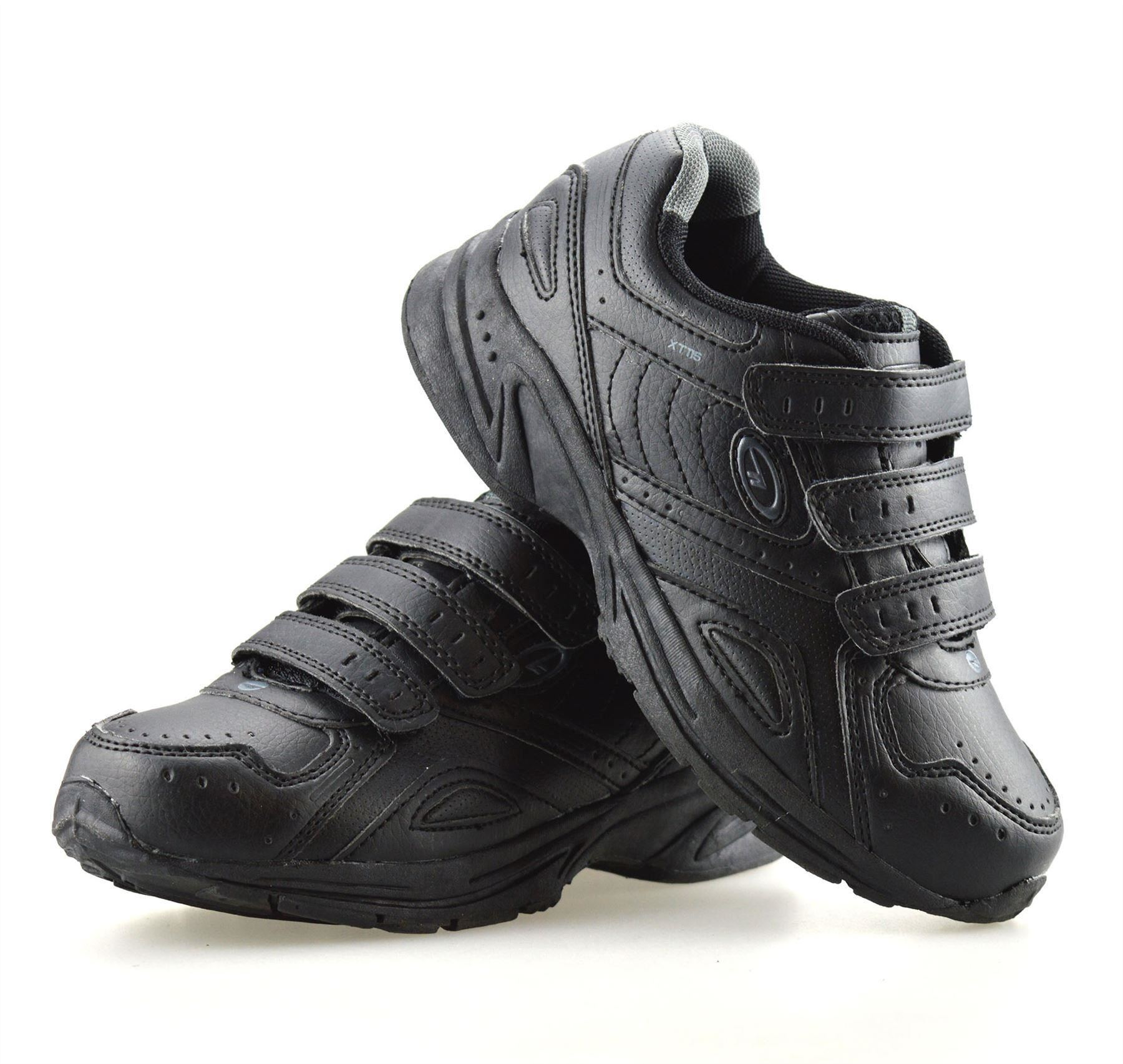 Boys-Kids-New-Hi-Tec-Smart-Casual-Touch-Strap-Back-To-School-Trainers-Shoes-Size thumbnail 14