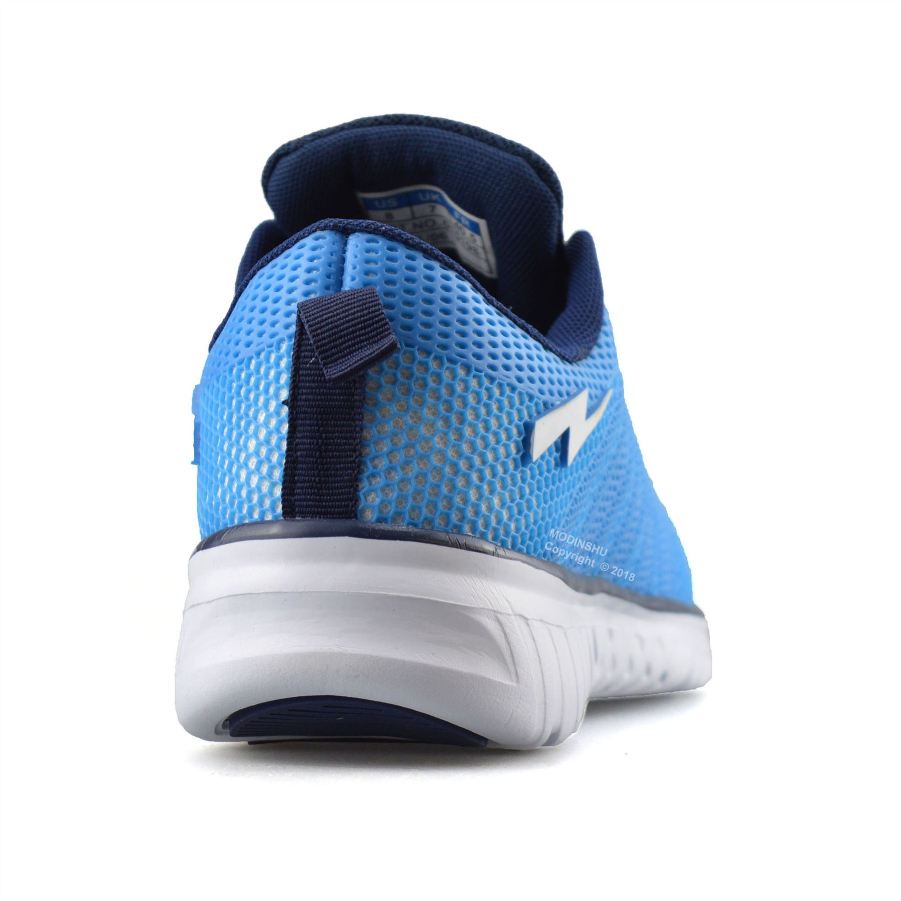 Mens-Casual-Running-Walking-Sports-Gym-Shock-Absorbing-Lace-Trainers-Shoes-Size thumbnail 16