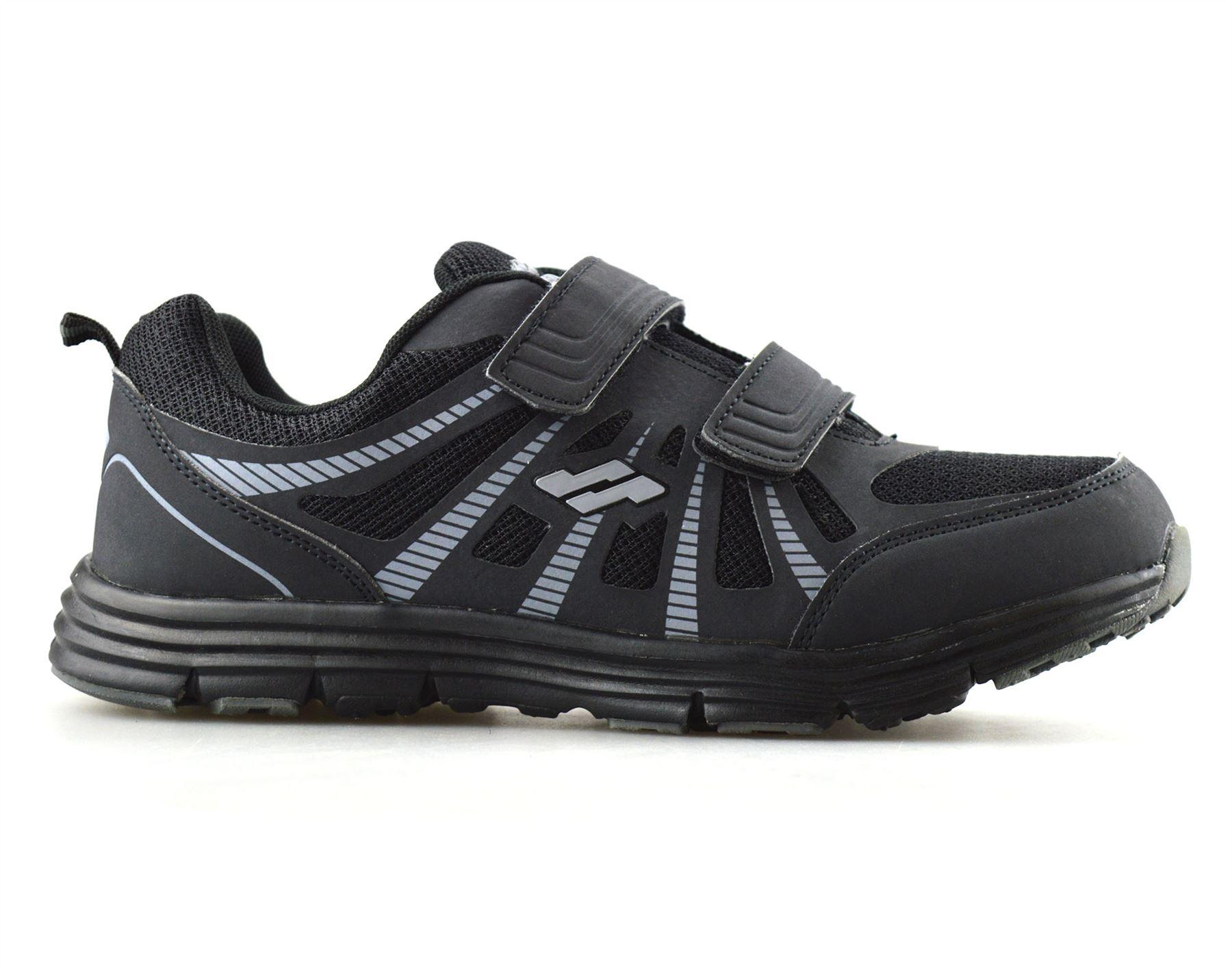 Hombre-Nuevo-Casual-Tactil-Correa-Pasear-Running-Gimnasio-Deportes-Ninos-Zapatillas-Zapatos-Talla miniatura 11