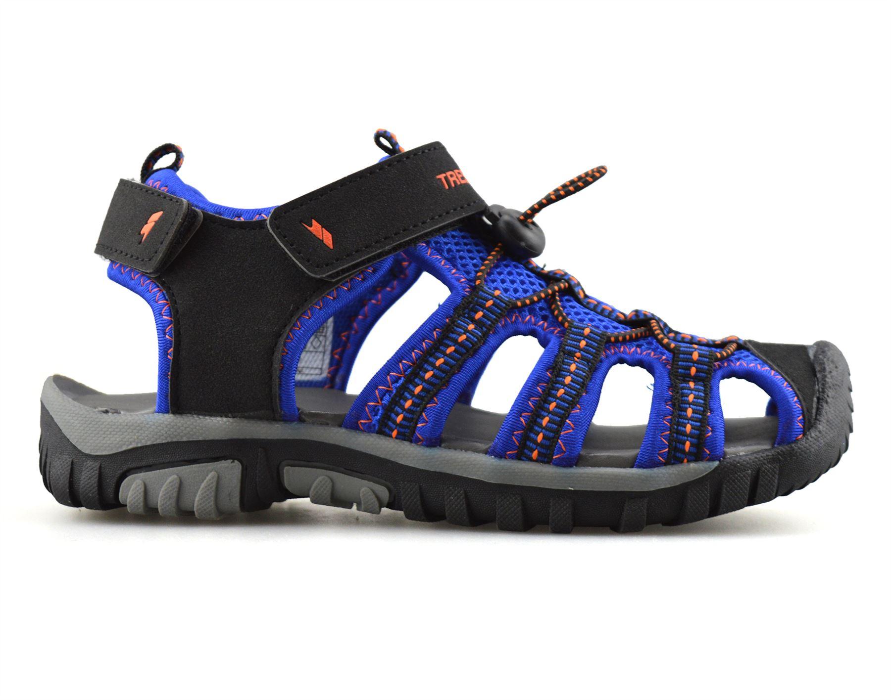 Boys-Girls-Kids-Trespass-Summer-Beach-Casual-Walking-Sports-Sandals-Shoes-Size thumbnail 11