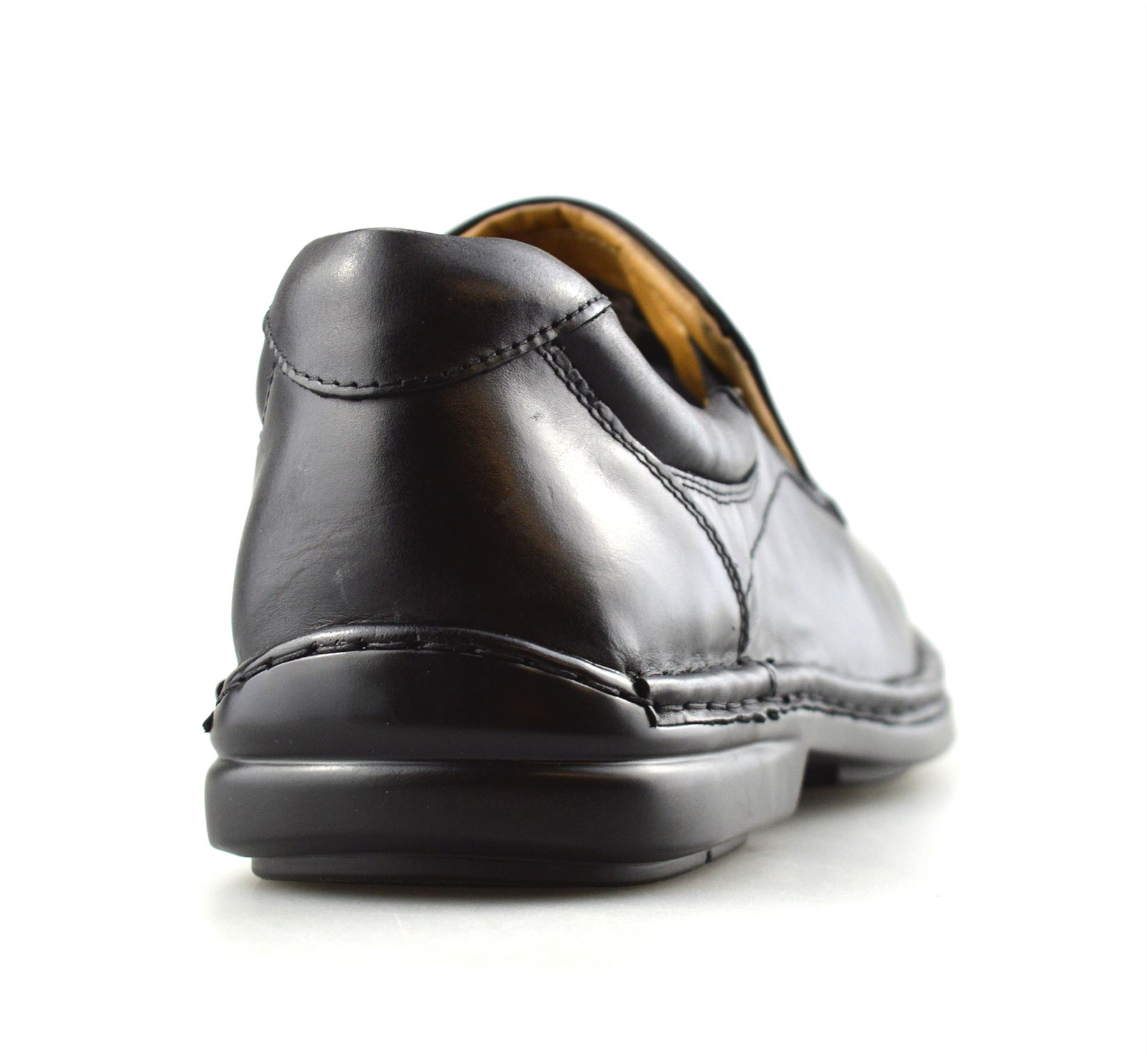 Mens-Hush-Puppies-Leather-Wide-Fit-Smart-Casual-Lace-Up-Work-Office-Shoes-Size thumbnail 17