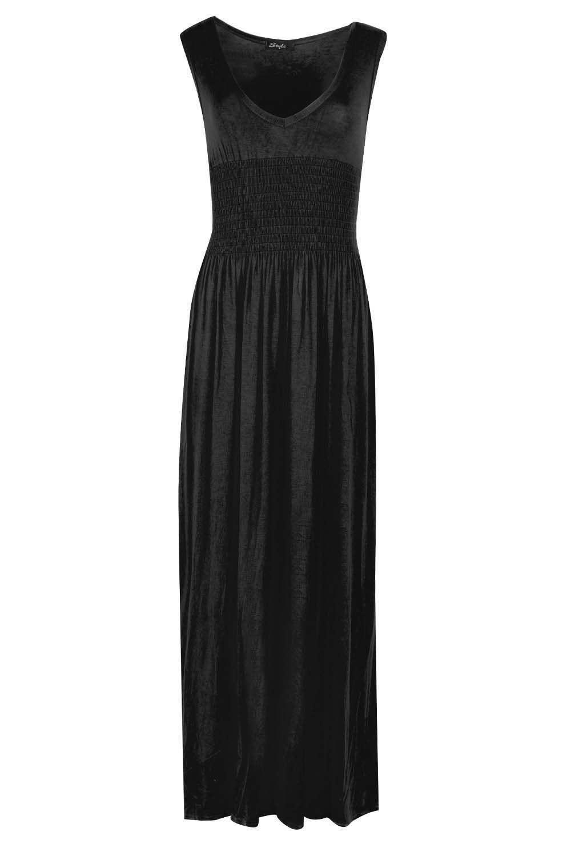 Ladies floaty maxi dresses