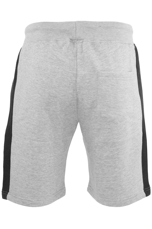 Mens-Contrast-Panel-Running-Summer-Side-Slit-Knee-Length-Fleece-Bottoms-Shorts thumbnail 33