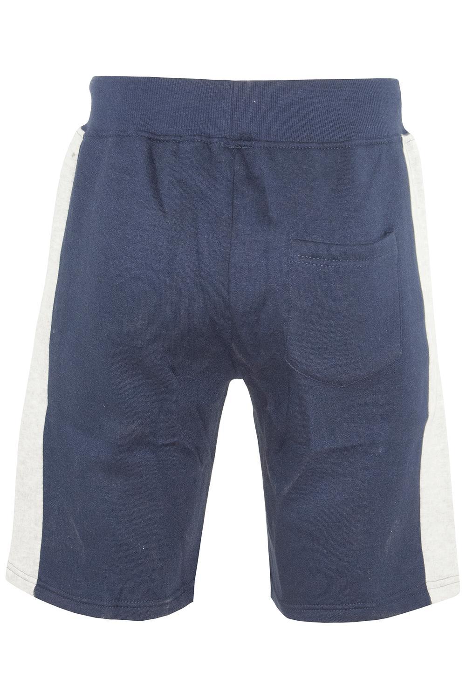 Mens-Contrast-Panel-Running-Summer-Side-Slit-Knee-Length-Fleece-Bottoms-Shorts thumbnail 36