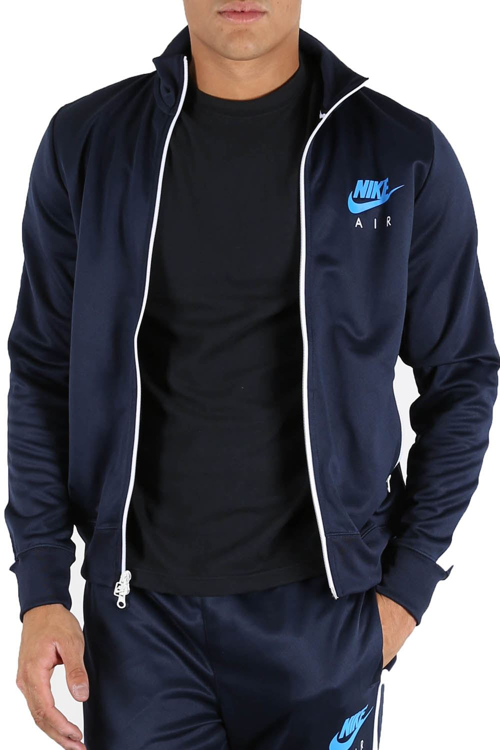 Nike Air Limitless Mens Side Pocket Zip Up Track Hoody
