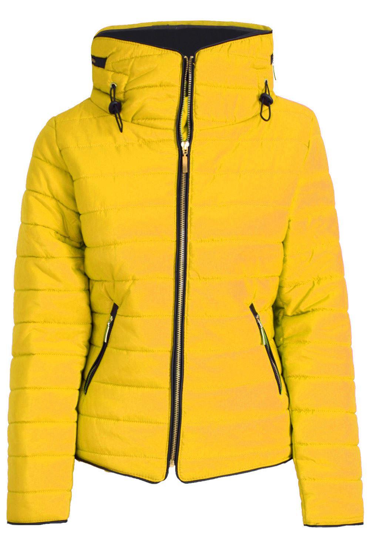 Womens-Ladies-Parka-Trench-Long-Fishtail-Hooded-Faux-Fur-Brave-Soul-Coat-Jacket thumbnail 20