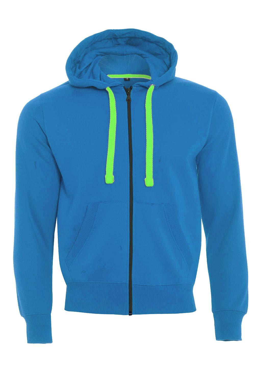 Mens fleece hoodie