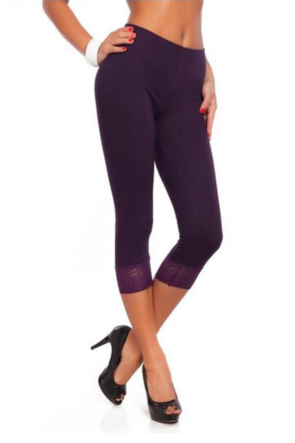 1 X Proskins Intelligent Slim Range Plus High Waisted 3/4 Length Leggings About the Brand Since the experts at Proskins have been driven to create innovative and high quality fitness garments.