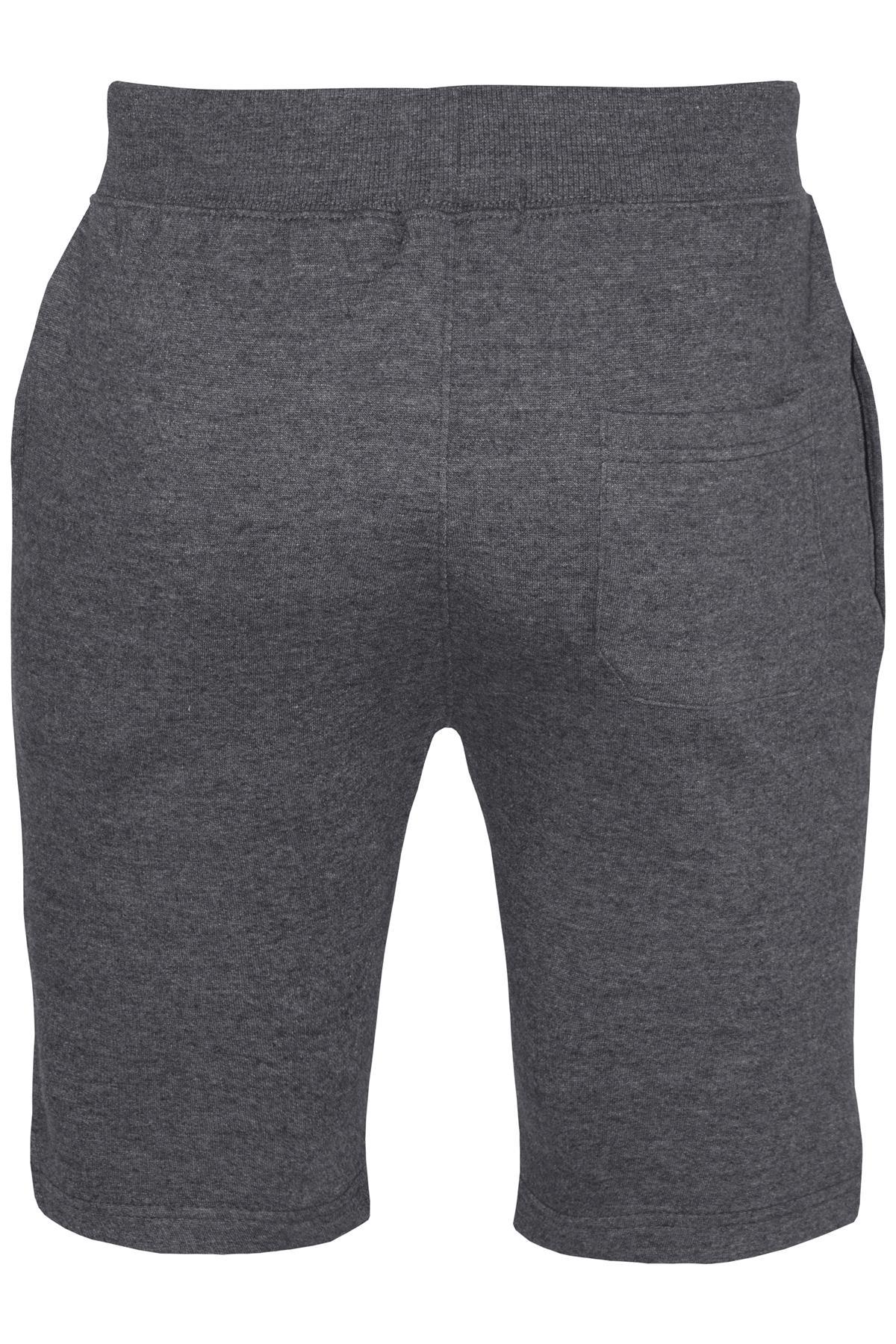 Mens-Plain-Summer-Casual-Gymming-Joggers-Baggy-Jersey-Running-Gym-Jogging-Shorts thumbnail 37