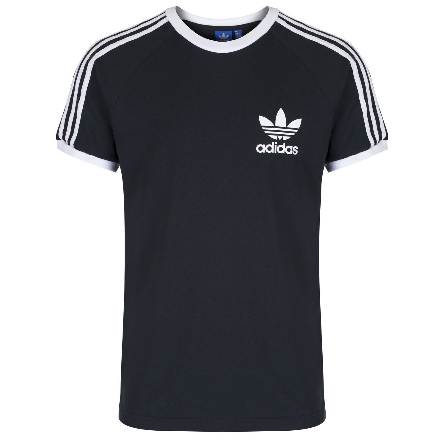 adidas men 39 s casual original trefoil california crew neck