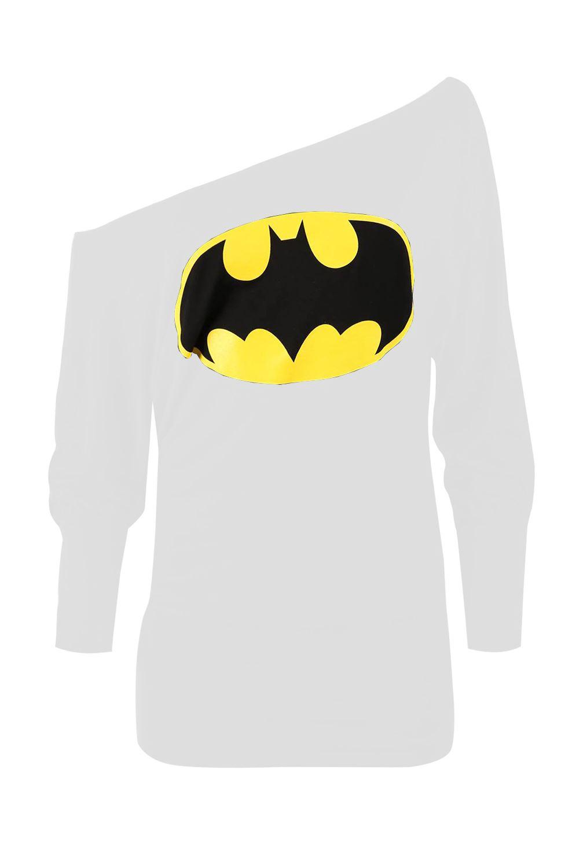 Womens-Printed-Batwing-Lagenlook-Legging-Trouser-Ladies-Bodysuit-Hi-Lo-Dress-Top thumbnail 3