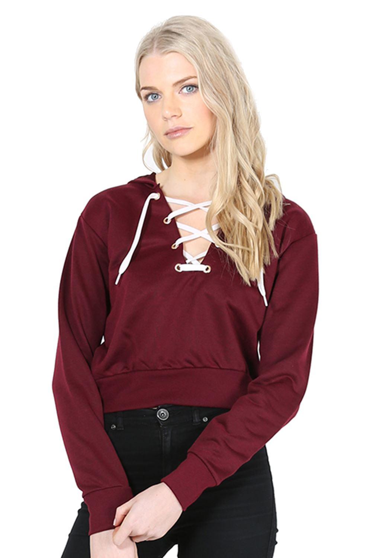 Pullover hoodie women