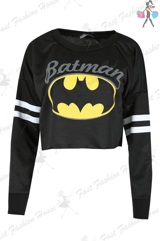 Batman hoodie for women