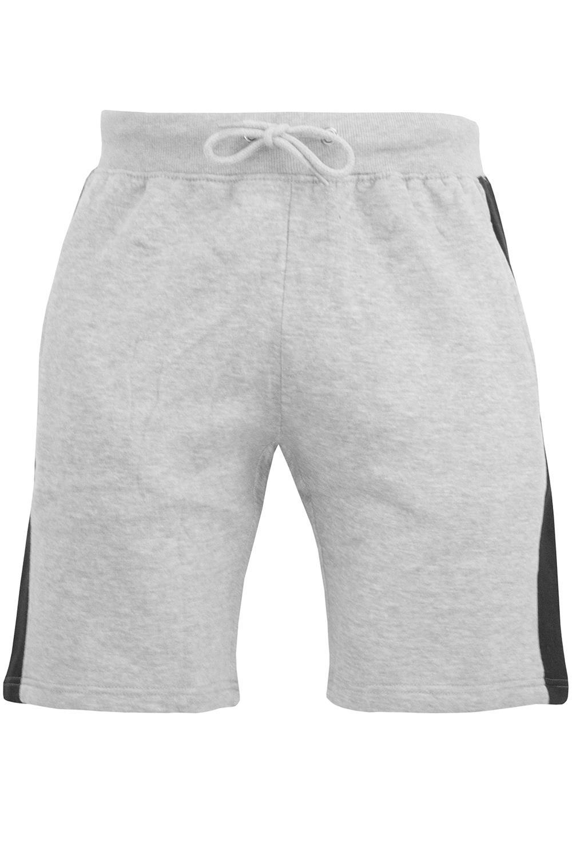 Mens Plain Front Zip Pockets Jog Sweat Running Summer Gym Fleece Bottoms Shorts