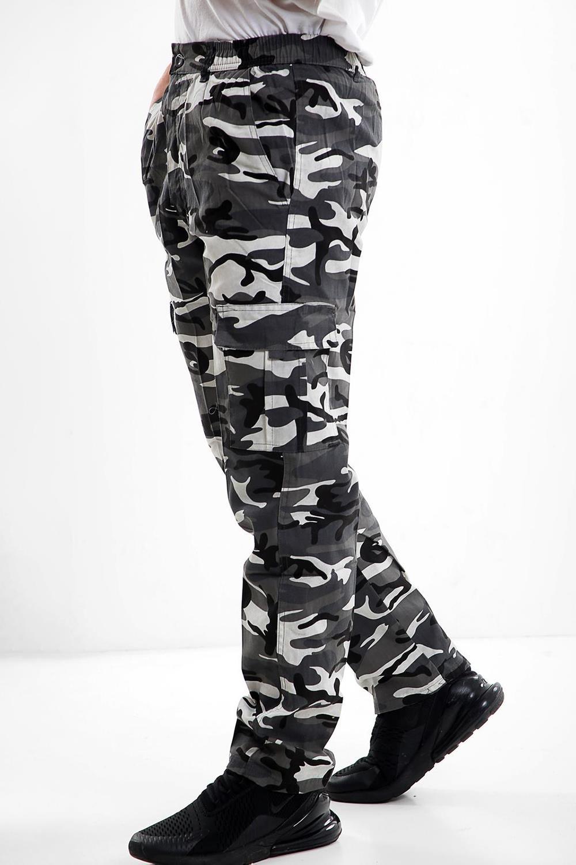 Mens Hutch Joggers Jogging Elasticated Waist Fleece Side Zip Pockets Gym Pants