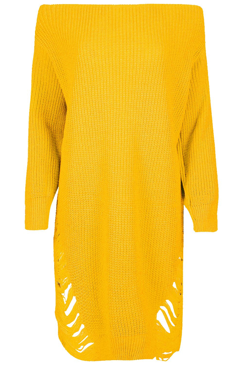 Womens-Oversized-Jumper-Ladies-Dress-Long-Sleeve-Chunky-Knitted-Long-Sweater-Top thumbnail 30