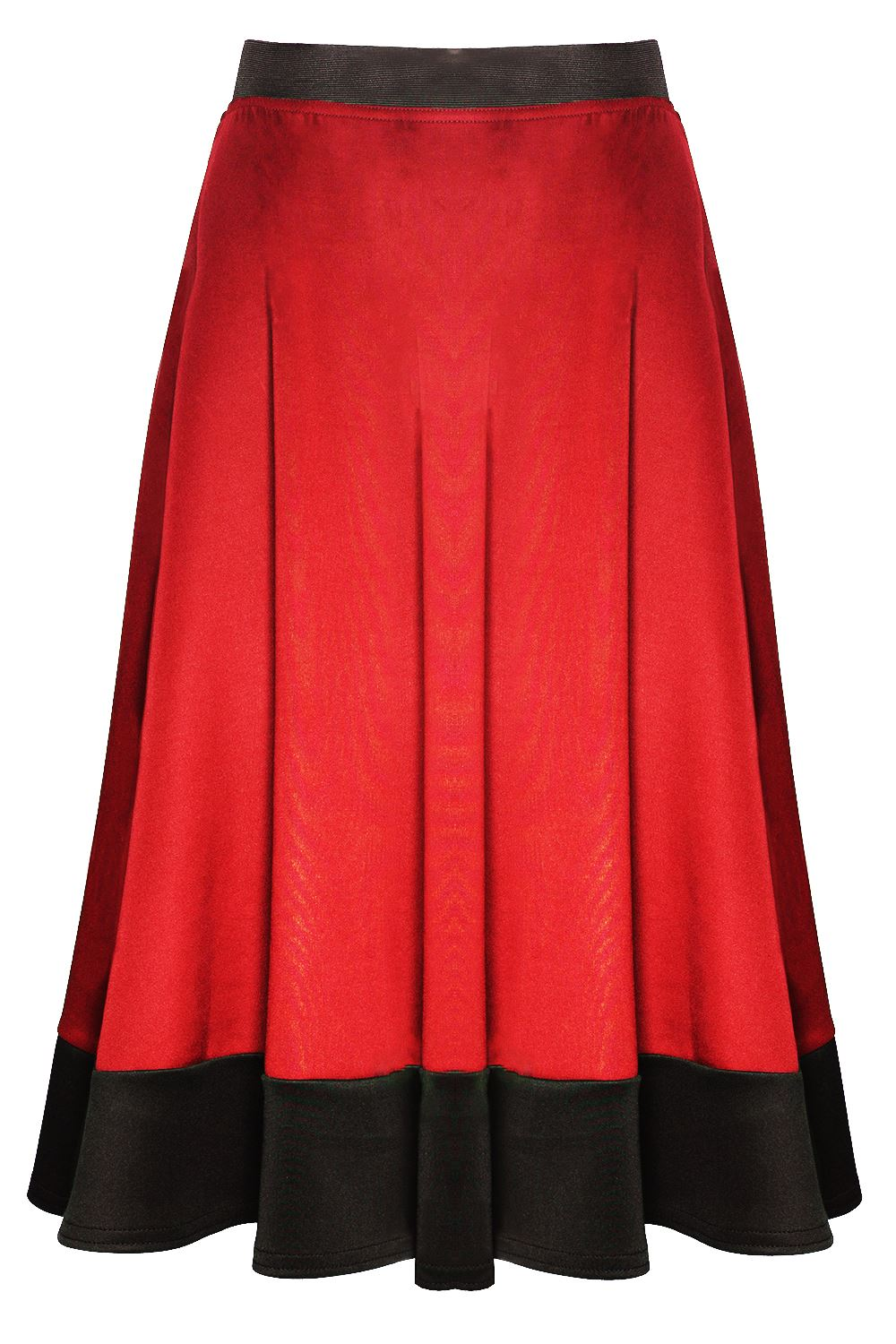 The new trend for mid-calf length skirts is dividing the fashion world Last updated at 05 August The midi - a skirt with a hemline mid calf - is a trend that is provoking stong opinions.