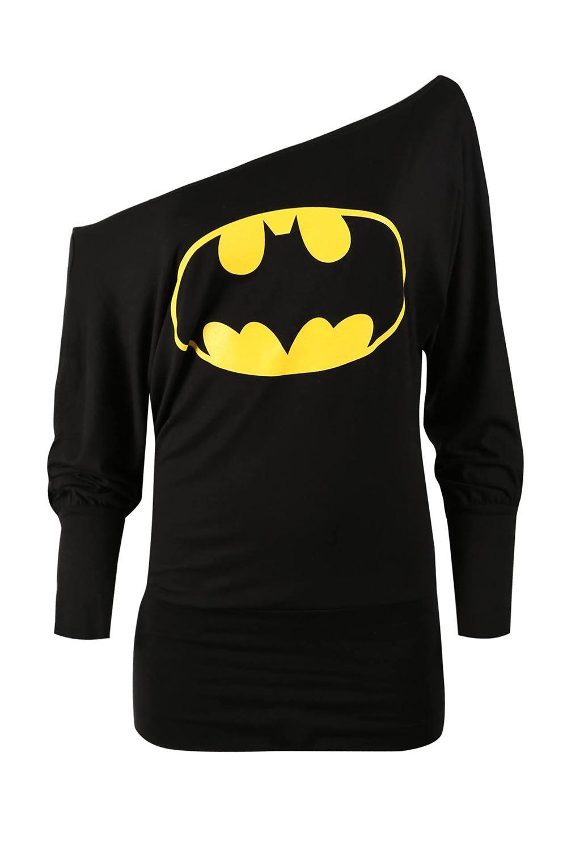 Womens-Printed-Batwing-Lagenlook-Legging-Trouser-Ladies-Bodysuit-Hi-Lo-Dress-Top thumbnail 2