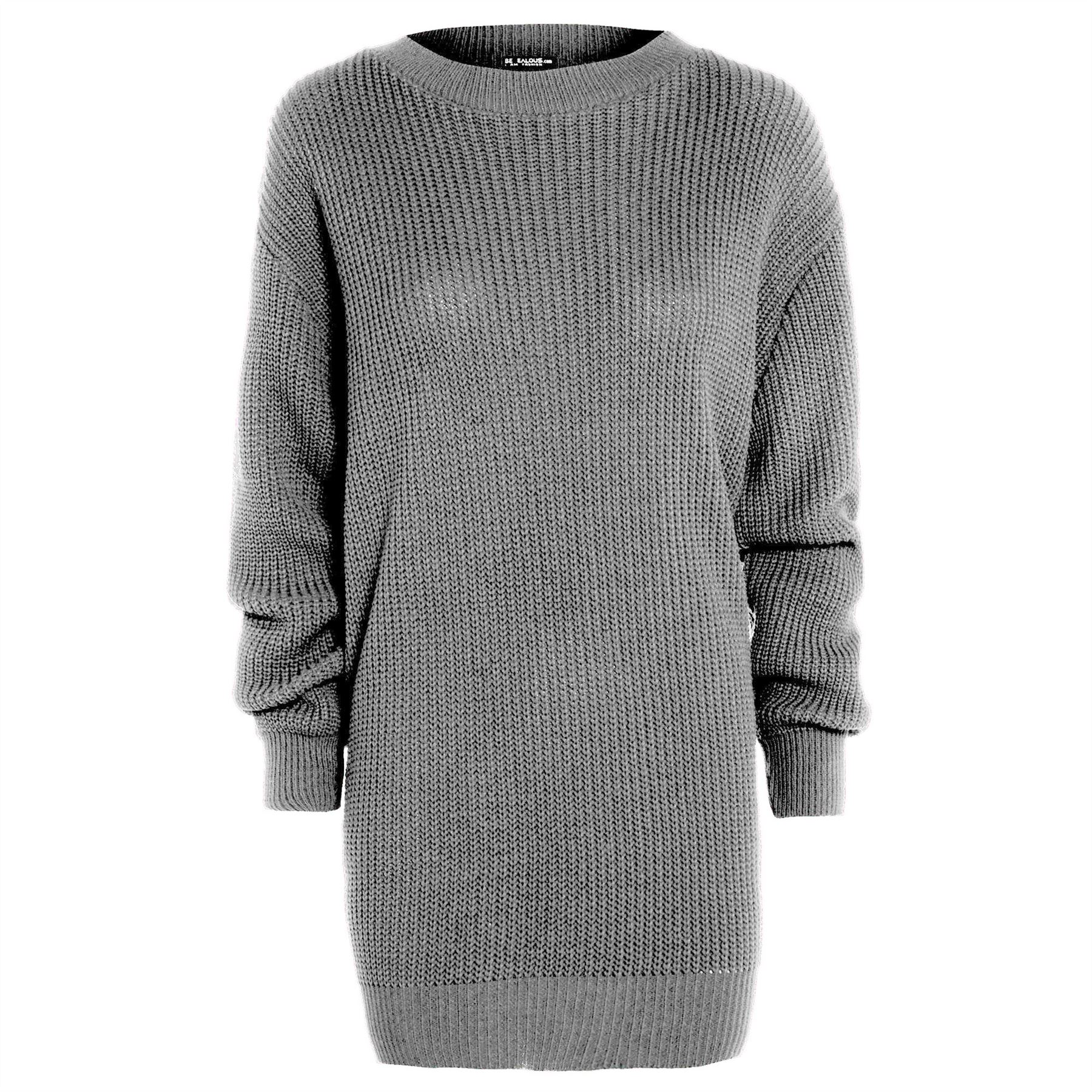 Knitted Jersey Dress