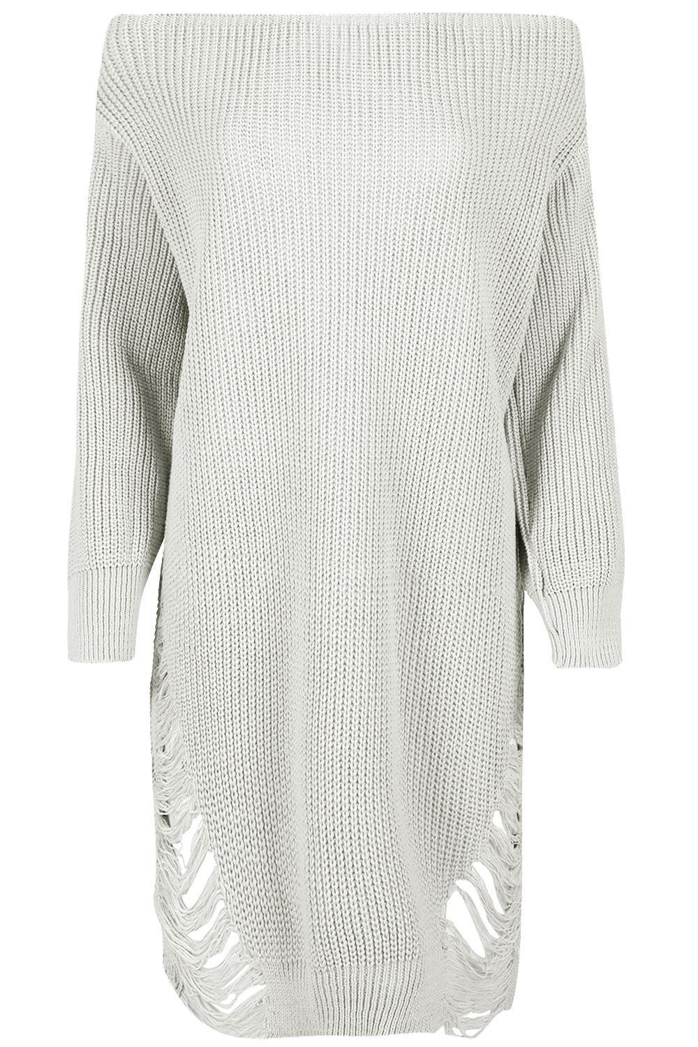 Womens-Oversized-Jumper-Ladies-Dress-Long-Sleeve-Chunky-Knitted-Long-Sweater-Top thumbnail 25