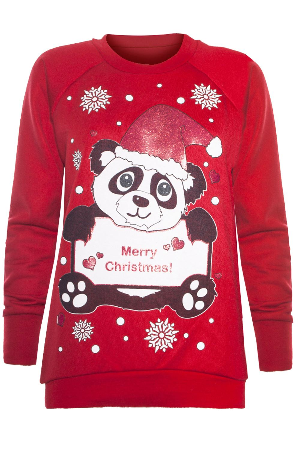 Ladies christmas sweater