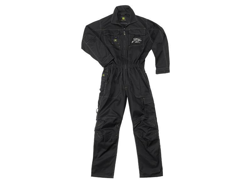 John Deere Noir Combinaison Noir Deere Avec Gris Contraste 8000 fad101