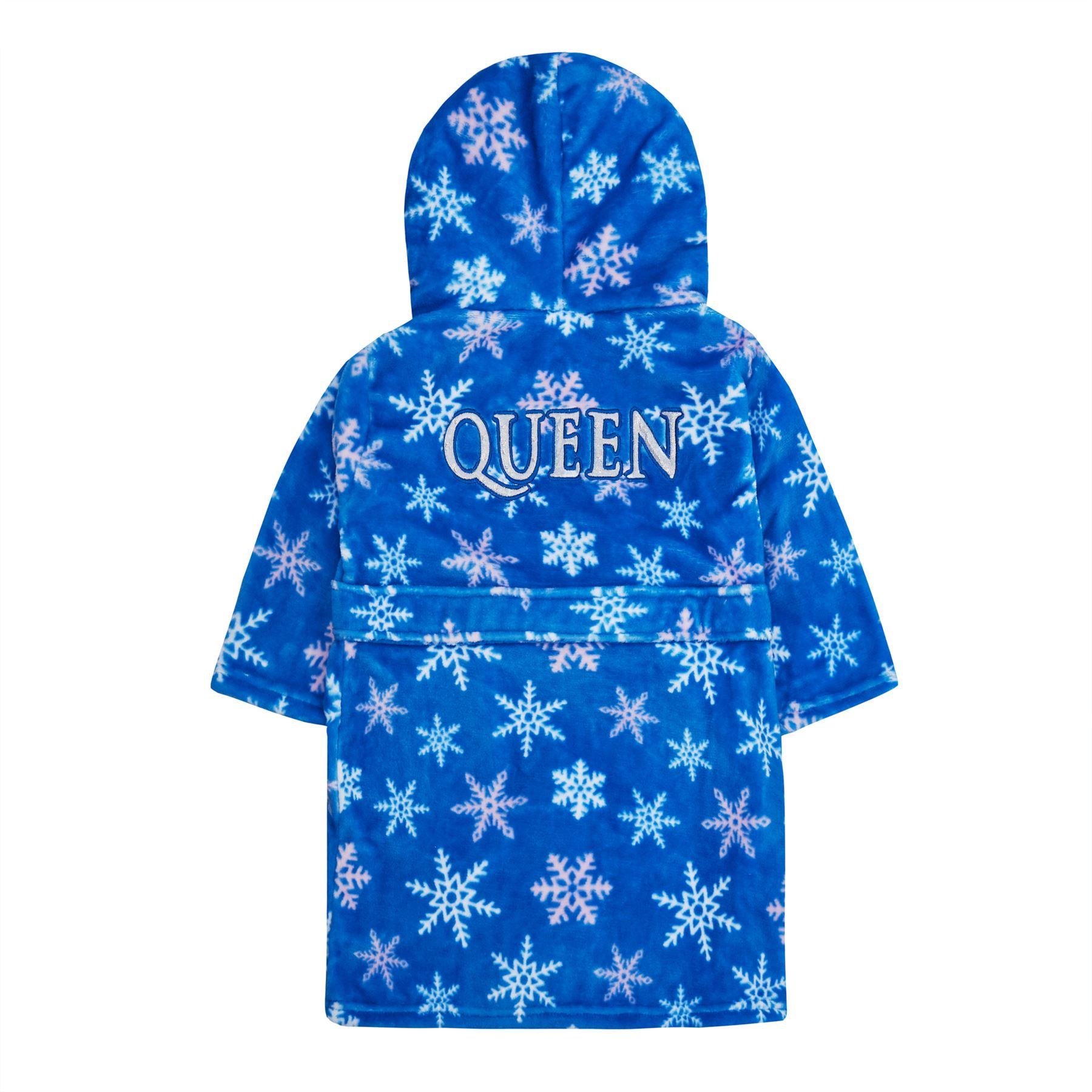 Bébé Garçons Filles Gris Ensemble Cadeau Polaire en Peluche Snuggle Doux Robe de chambre et couverture 6-24Mth
