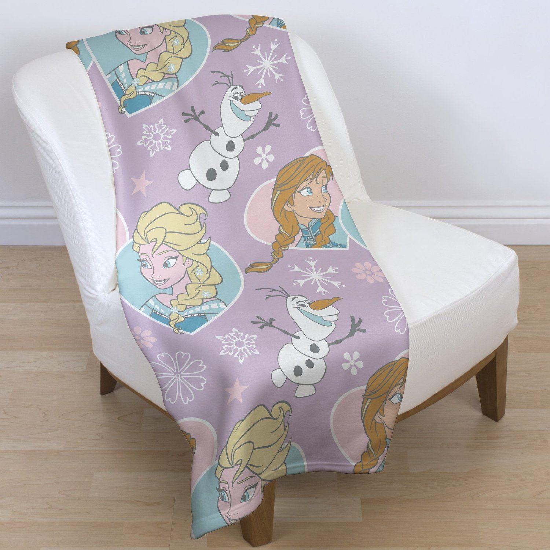 Kids-Boys-Girls-Character-Print-Brushed-Fleece-Blanket-Movie-Cartoon-Cosy-Warm thumbnail 10