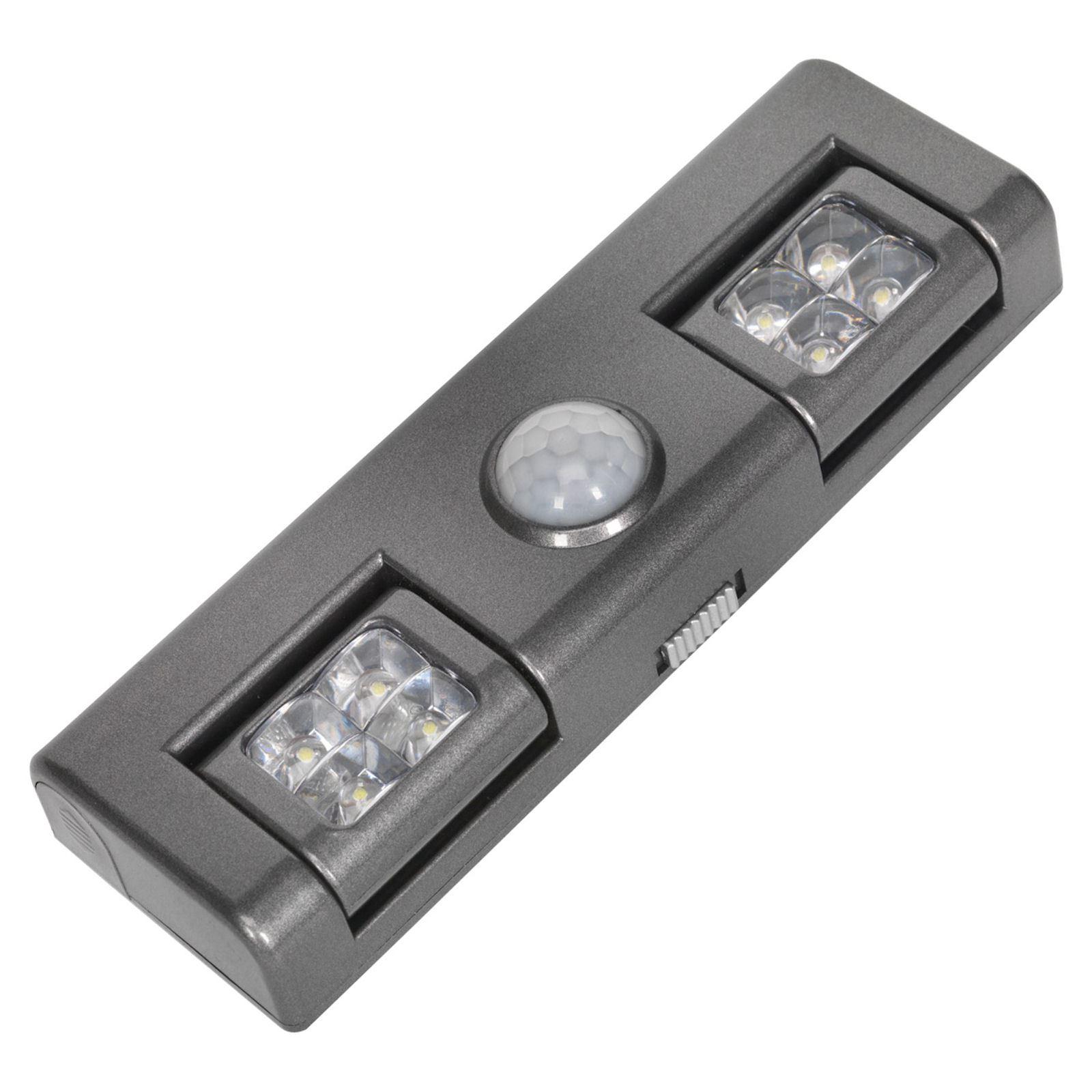 Sealey GL93 8 LED Automatic Light PIR Motion Sensor Garden