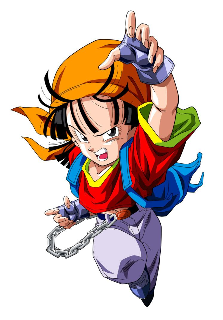 Simply dragon ball gt pan think