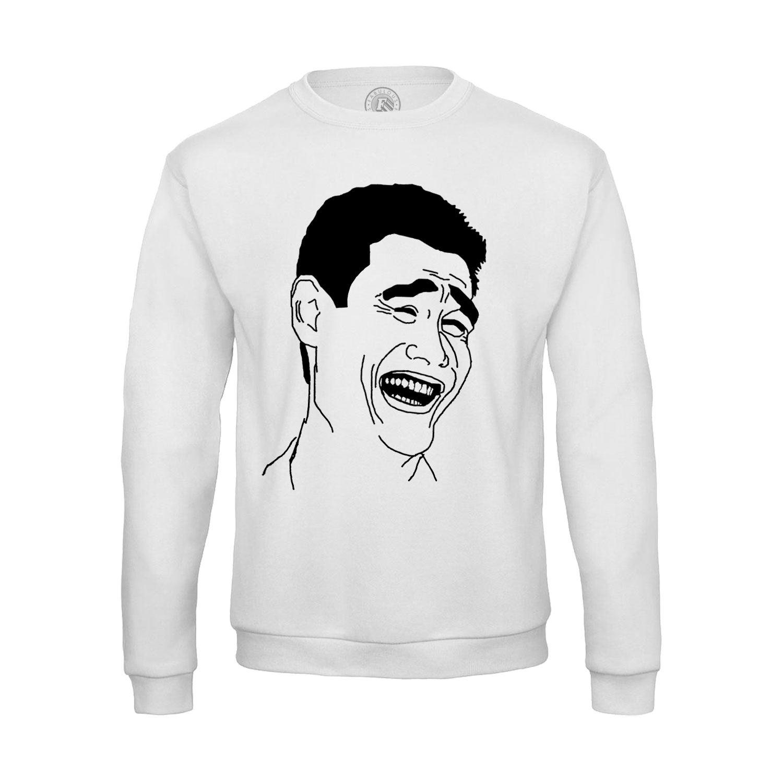 sweat shirt homme fun