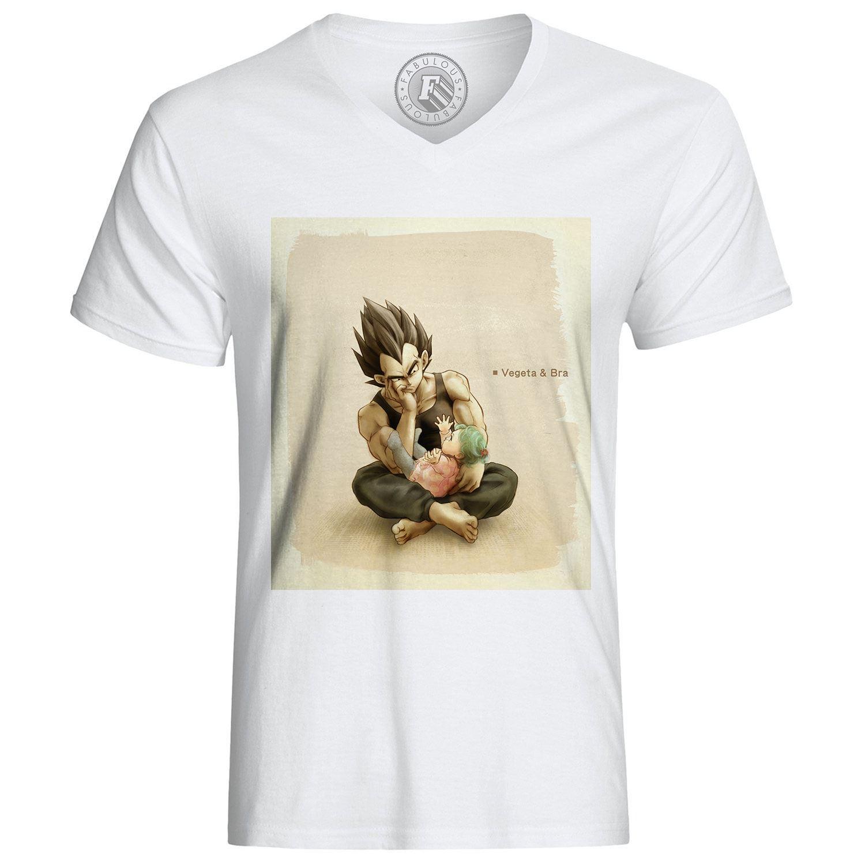 T-shirt-vegeta-baby-sitter-bra-dragon-ball