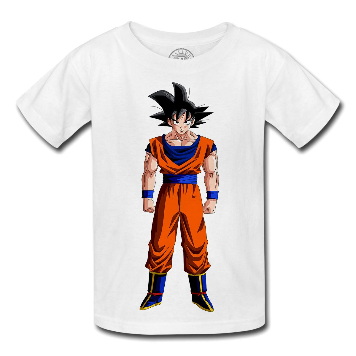 T-shirt-Enfant-Dragon-Ball-Z-anime-manga-japan-son-goku-sangoku