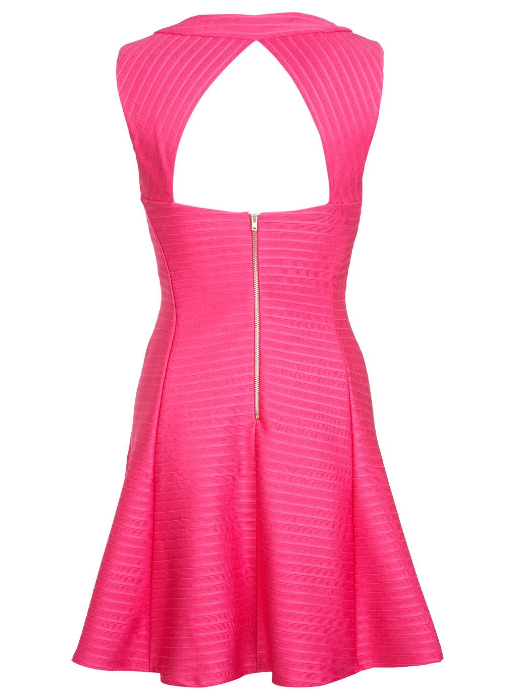 Miss Selfridge Women\'s Evening Bandage Rib Skater Dress SIZE 16 ONLY ...