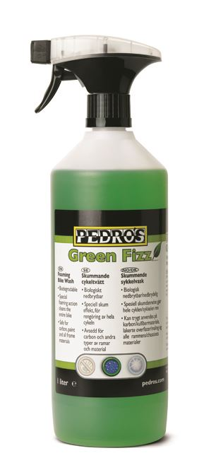 Pedros: Green FIZZ 500ml - 500ml