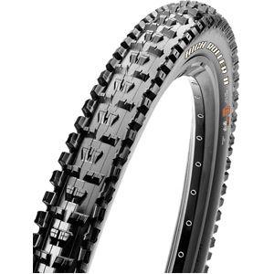 Maxxis High Roller II 27.5x2.8 120 TPI Folding 3C Maxx Terra EXO / TR tyre Black