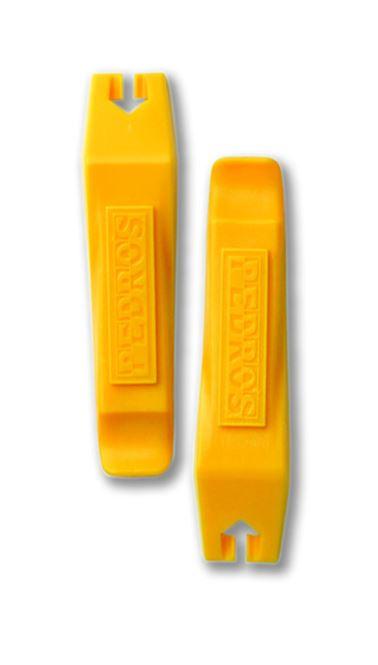 Pedros: Yellow Tyre Levers - Yellow