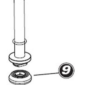 Park Tool: 1075 - Plunger gasket for PFP4